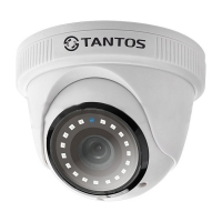 Фото Купольная AHD видеокамера Tantos TSc-EBecof1 (2.8)