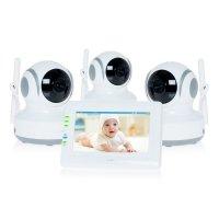 Купить Видеоняня Ramili Baby RV900X3 в