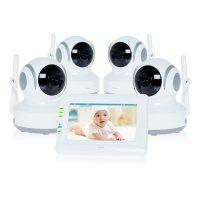 Купить Видеоняня Ramili Baby RV900X4 в