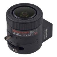 Купить Объектив для видеокамеры BEWARD BR02812AIR3 в