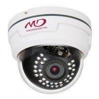 Фото Купольная видеокамера MicroDigital MDC-H7290VTD-30