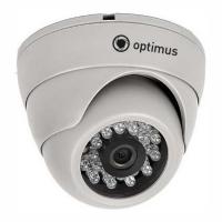 Купить Купольная IP-камера Optimus IP-E021.0(2.8) в