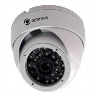 Купить Купольная IP-камера Optimus IP-E041.0 (3.6) в