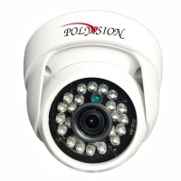Фото Купольная IP-камера Polyvision PD1-IP1-B3.6 v.2.0.2