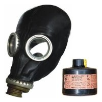 Фото Промышленный противогаз ППФ-95 (м.А2) с 1 маской ШМП