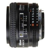 Купить Объектив Nikkor AF 28 mm F/2.8 D в