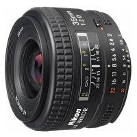 Купить Объектив Nikkor AF 35 mm F/2.0 D в