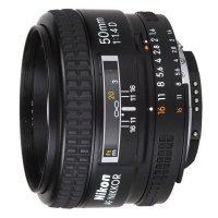 Купить Объектив Nikkor AF 50 mm F/1.4 D в