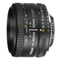 Купить Объектив Nikkor AF 50 mm F/1.8 D в