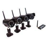 Купить Беспроводная система видеонаблюдения «Kvadro Night» в