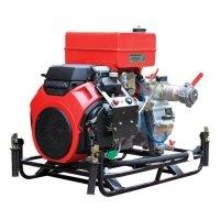 Купить Мотопомпа бензиновая пожарная МПН-800/80 в