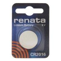 Купить Renata CR2016-1BL (10/100) в