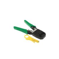 Купить Кримпер для обжима 8P8C / 6P6C / 4P4C (HT-200) (TL-315), заделка витой пары (HT-318М) REXANT в