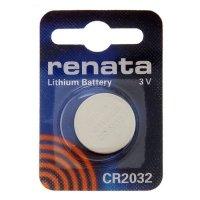 Купить Renata CR2032- 1BL (10/100) в