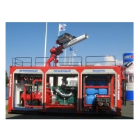 Фото Автономный пожарный модуль контейнерного типа с УКТП