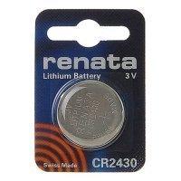 Купить Renata CR2430-1BL (10/100) в