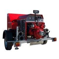 Купить Мотопомпа бензиновая Водолей МП 20/100.03 (прицеп) в