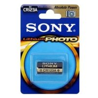 Купить Sony CR123 [CR123AB1A] (10/80/5760) в