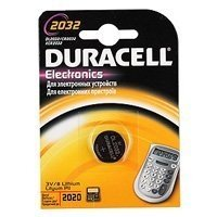 Купить Duracell CR2032 (10/100/14400) в