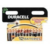 Купить Duracell LR03-12BL BASIC (12/144/34272) в