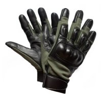 Купить Перчатки армейские Bilal Brothers Hard Knuckle NOMEX Olive в