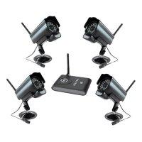 Купить Беспроводная система видеонаблюдения