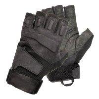 Купить Перчатки армейские BlackHawk S.O.L.A.G. Special Ops Assault 1/2 Finger в