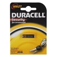 Фото Duracell MN27 (10/100/9600)
