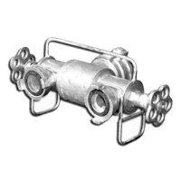 Купить Разветвление рукавное двухходовое PД - 65х50 в