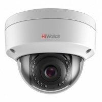 Купить Купольная IP камера HiWatch DS-I102 в