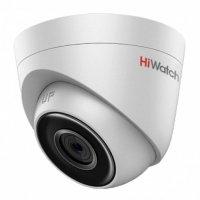 Купить Купольная IP камера HiWatch DS-I103 в
