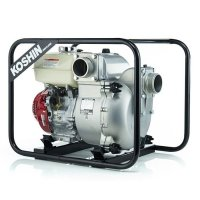 Купить Мотопомпа бензиновая Koshin KTH-100X o/s в