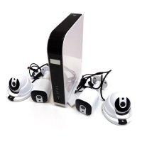 Купить AHD комплект видеонаблюдения Vstarcam АHD KIT-M104 (720p) в