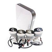 Купить AHD комплект видеонаблюдения Vstarcam АHD KIT-P204 (1080p) в