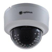 Фото Купольная IP-камера Optimus IP-E021.3 (3.6) AP