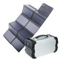 Купить Портативная солнечная электростанция