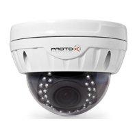 Купить Купольная IP-камера Proto IP-Z5V-OH10F36IR в