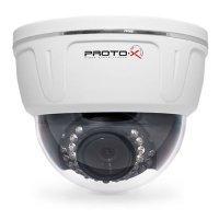 Купить Купольная IP-камера Proto IP-Z10D-OH10F36IR в