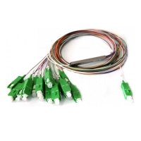 Купить Разветвитель Qtech РО-PLC-1х16-A0.9-SC/APC-1M в