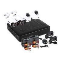 Купить Комплект PROconnect, 2 внутренние, 2 наружные камеры AHD-M, без HDD в