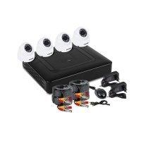 Купить Комплект PROconnect, 4 внутренние камеры AHD-M, без HDD в