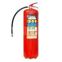 Купить Порошковый огнетушитель ОП-10 (з) ВСЕ (ЗПУ алюминий) в