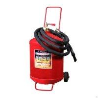 Купить Порошковый огнетушитель ОП-25 (з) АВСЕ в