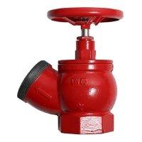 Купить Клапан ПК-50 муфта/цапка чугун угловой 125 в