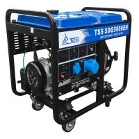 Купить Дизель генератор TSS SDG 5000EH в