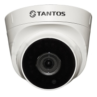 Фото Купольная IP-камера Tantos TSi-Eeco25FP (3.6)