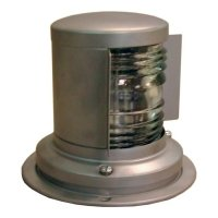 Фото Сигнальный фонарь NavCom версия из нерж. стали LED (матовое покрытие)