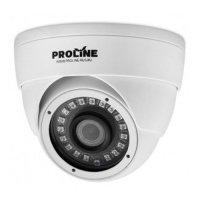 Купить Купольная гибридная видеокамера Proline PR-HD2222F в