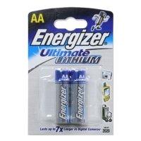 Купить Energizer FR6-2BL  L91 LITHIUM (2/24/7920) в