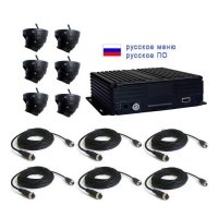 Купить Комплект NSCAR BUS601 HD в
